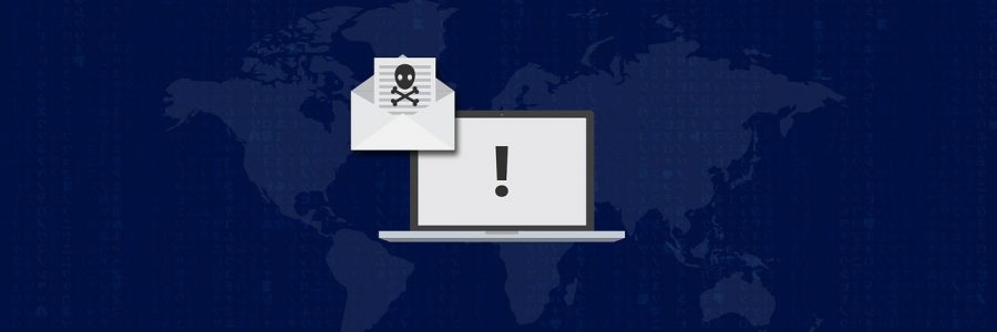 Nouvelle menace de virus